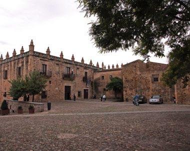 Aljibe árabe de Cáceres