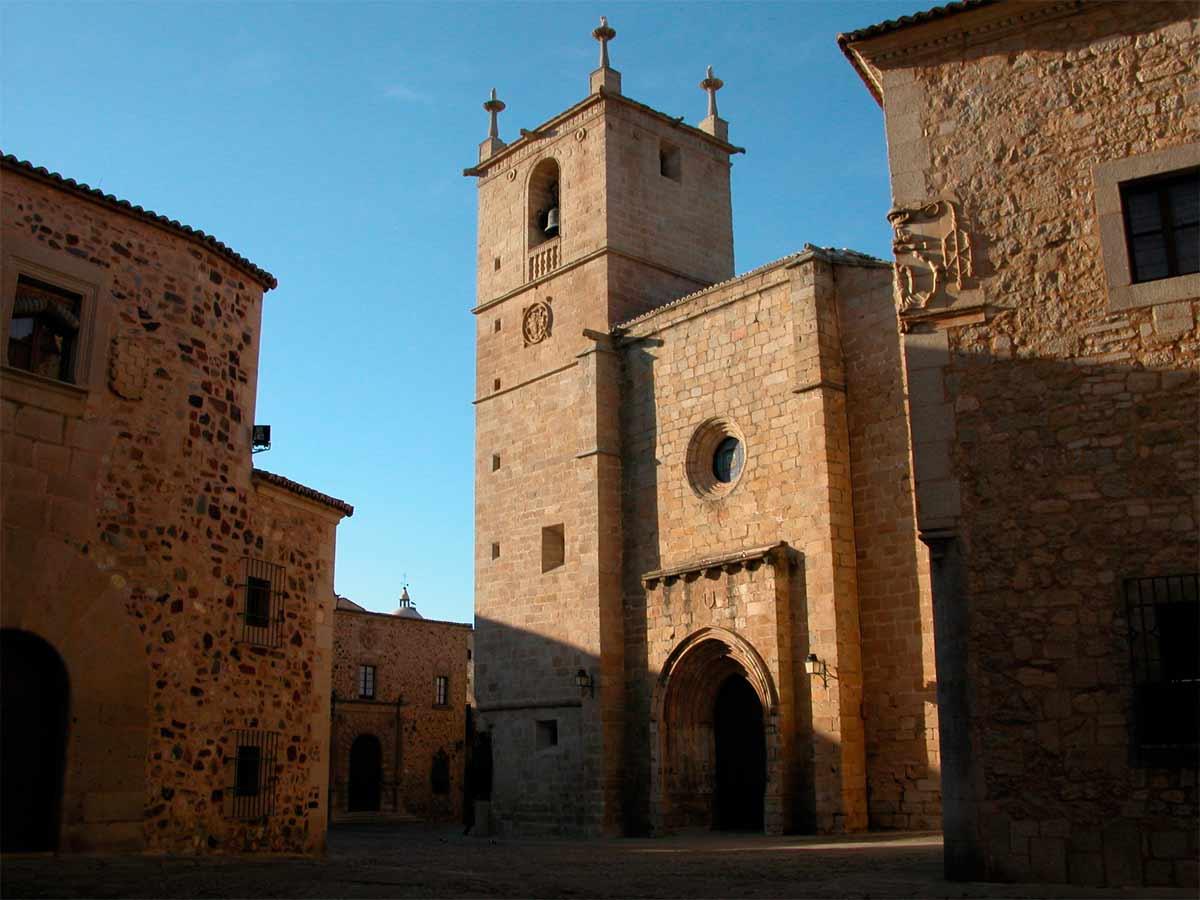 Ciudad Monumental Cáceres