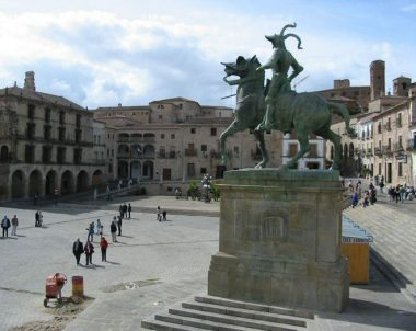 Plaza de Trujillo