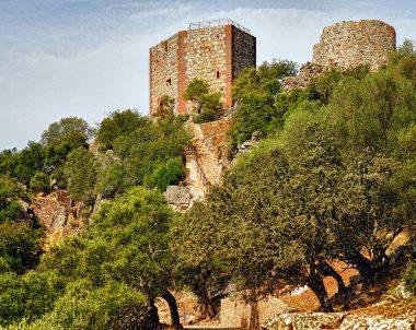 Castillo Monfrague
