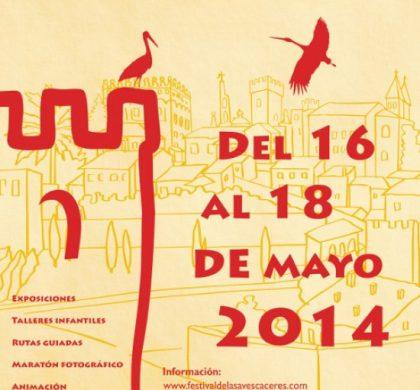 Festival de las Aves de Cáceres 2014