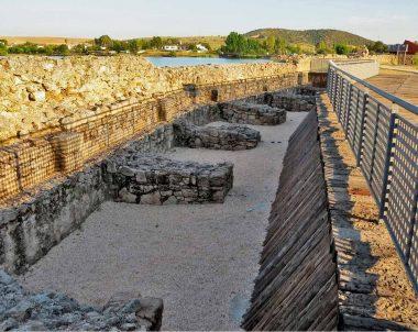 Presa romana del embalse de Proserpina