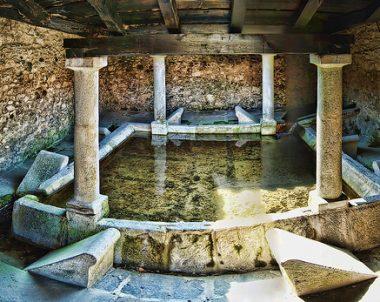 Termas romanas de Alange