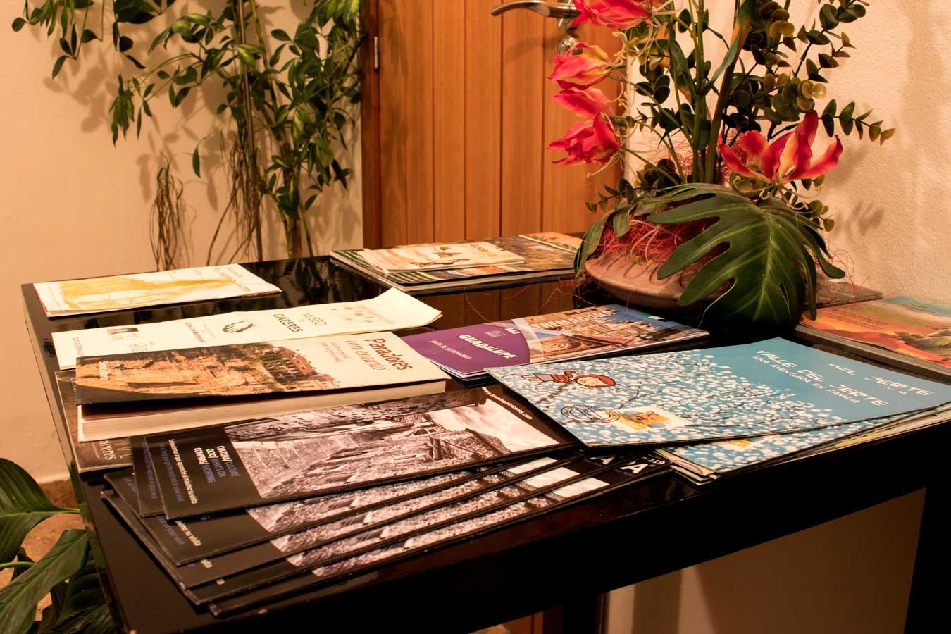 Guías de viaje en Cáceres disponibles para los inquilinos