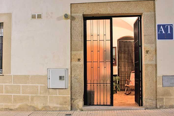 Las Avutardas Apartamentos en Cáceres
