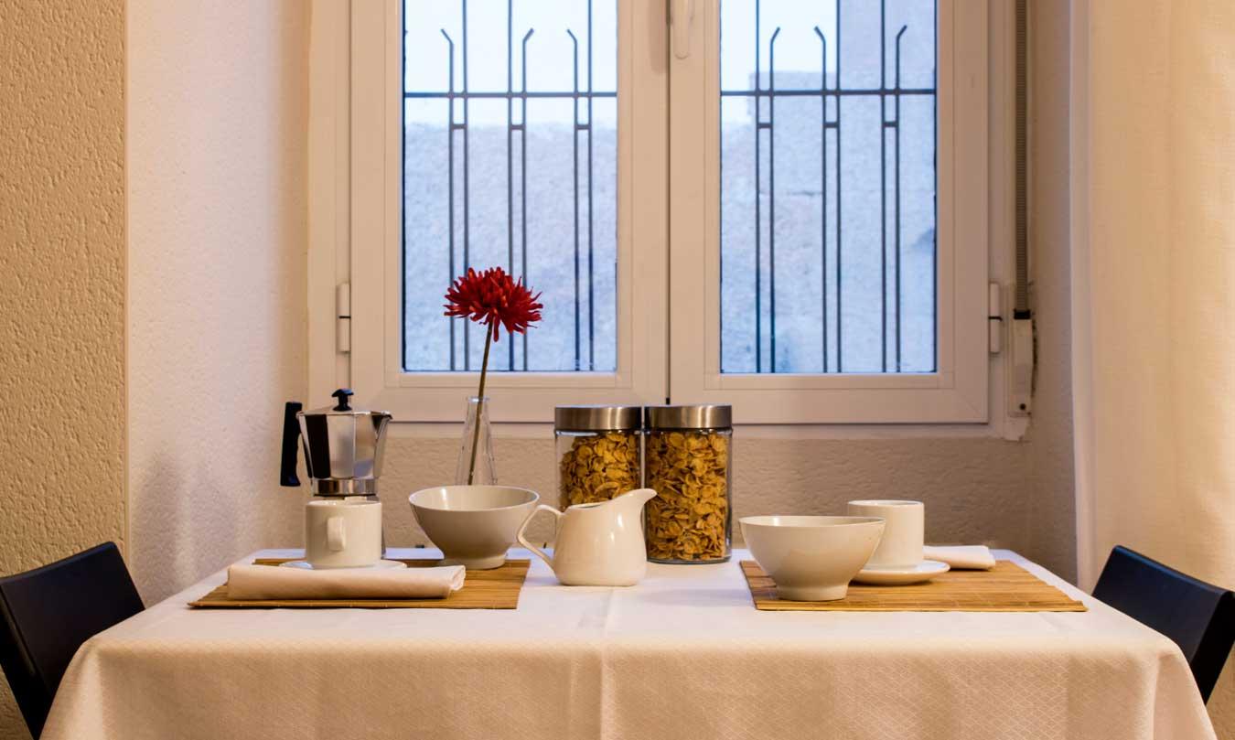 Un espacio pensado para parejas en Cáceres